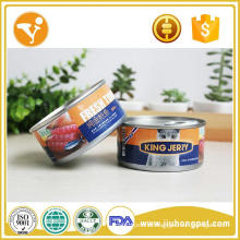 Factory price wholesale bulk canned cat food