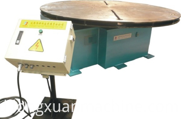 Horizontrol Welding Turn Table 2