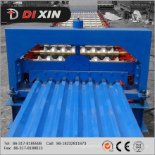 Stainless Steel/Corrugated Roof Panel Color Steel Roll Forming Machine