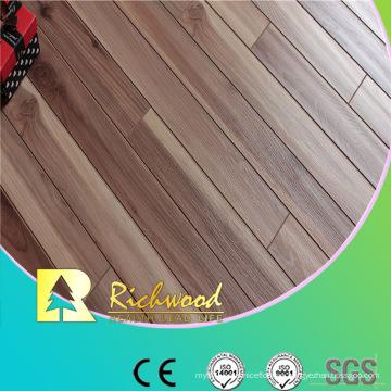 El hogar 12.3mm AC4 grabó en relieve el suelo laminado a prueba de agua del roble