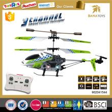 Novo produto para crianças com 3 canais rc helicóptero china