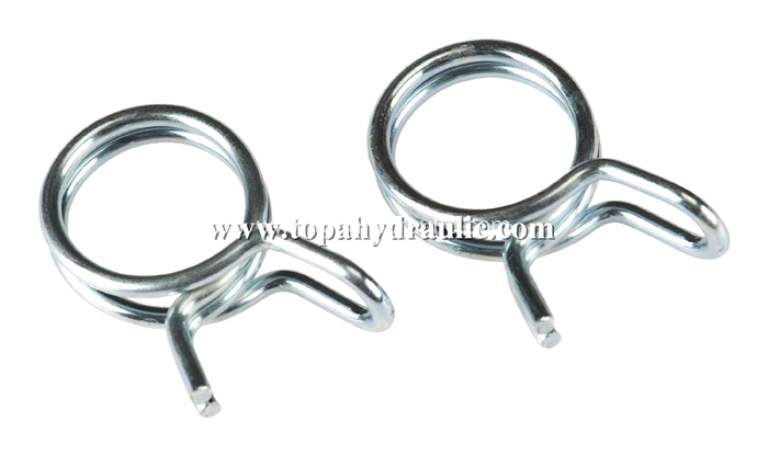 Spring sash quick release swivel repair tube clamp