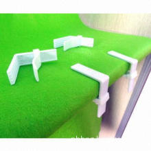 Plastic Tablecloth Weight Clips, Perfect Design, Keeps Secure, Available in Classic White
