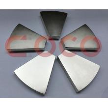Aimant néodyme de tuile permanente pour équipement industriel