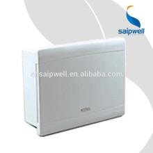 Boîte de distribution de haute qualité Saipwell 4 voies pour utilisation à domicile 224 * 220 * 80 Boîte de distribution étanche