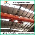 Workshop Brückenkran 5 Tonnen einzelne Kran Balkenbrücke Kran 5 Tonnen mit Funk-Fernbedienung-Endschalter zum Verkauf