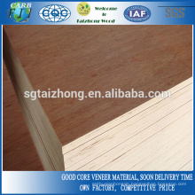 Furniture Grade Bintangor Veneers Commercial Plywood