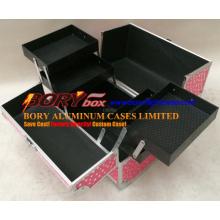 Heavy Duty Metal Cases Aluminum Box Hard Makeup Cases