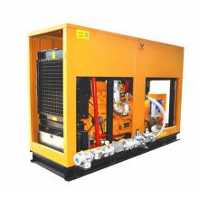 Generador de gas de 500 kW Generación combinada de calor y electricidad