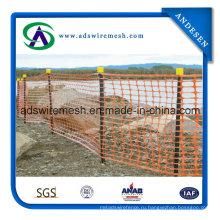 4'x50' оранжевые зимние барьерного ограждения