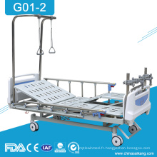 G01-2 lit médical de patients d'orthopédie médicale à vendre