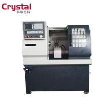 Machine de haute qualité petit tour cnc avec le meilleur prix CK6125A