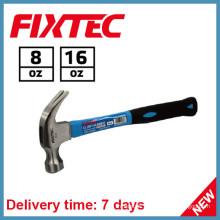 Outils à main professionnels Fixtec 8oz Mini Claw Hammer