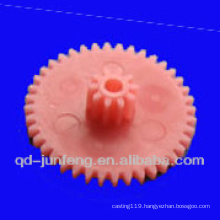 Customized plastic gear for toys