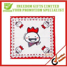 Bester verkaufender kundenspezifischer Logo-Baumwolle Bandana