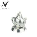 Stainless Steel Tea Infuser Teapot