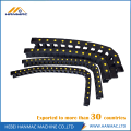Sangat Digilap Plate Wire Carrier Cable Drag Chain