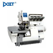 DT700-5 cinco agulha overlock máquina de costura tipo de máquina de vestuário