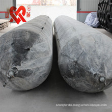 ship launching and landing inflatable rubber airbag
