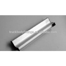 guarda lateral de alumínio