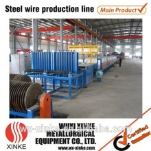 Spring Steel Wire Hardening and Continuous Production Line
