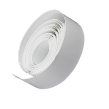 White 35mm PVC Heat Shrink Tubing 2:1 Heat Shrinkable Cable Sleeve for Battery