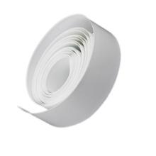 Luva branca do cabo de Shrinkable do calor do 2: 1 da tubulação do psiquiatra do calor do PVC de 35mm para a bateria