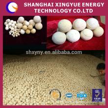 30mm,40mm,50mm,60mm high Alumina Ceramic Refractory Balls