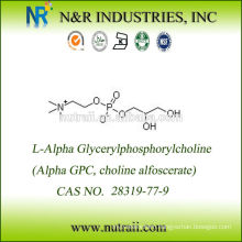 Nootropic Supplements Alpha GPC 50% Choline Glycerophosphate CAS 28319-77-9