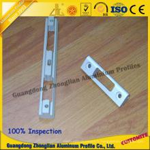 Profil en aluminium avec traitement en profondeur pour la décoration de meubles CNC