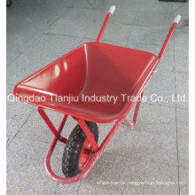 Italy Model Wheelbarrow with Air Wheel