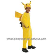 Adventure Time Carnival Pikachu Mascot Costume
