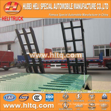 DONGFENG brand 6-7tons loading capacity 120hp 4X2 excavator transportation truck hot sale for export in China.