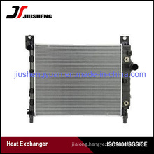 Aluminum Assembly Radiators For PC220-6
