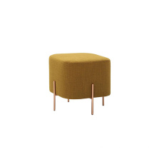 Reliable for Pouf Ottoman Fabric Upholstered Modular Elephant Pouf supply to India Factories