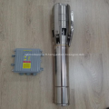 Pompe submersible de jet d'agriculture sans brosse à courant continu