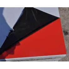 Fil de protection pour panneau composite en aluminium