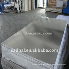 Gute Qualität Aluminium Blatt Preis 5052 H32 China Versorgung