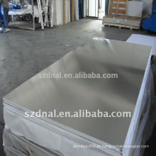 Boa qualidade folha de alumínio preço 5052 H32 suprimento China
