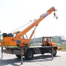 Customized for Small Truck Lift Mobile Crane 10 Ton Hydraulic Pick up Truck Crane export to Kyrgyzstan Manufacturers
