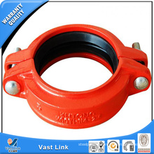 Grooved Carbon Steel Pipe Fitting
