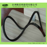 Anti-heat wrapped v belt/ chinese belt/D24