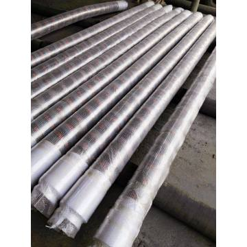 concrete pump galvanized rubber end hose