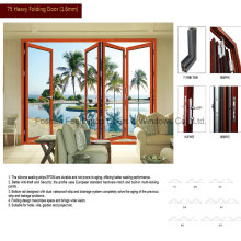 Feelingtop Most Popular Aluminum Folding Door