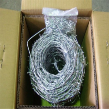 online shopping single/double strand barbed wire