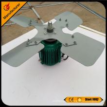Moteurs de ventilateur de tour de refroidissement d'eau