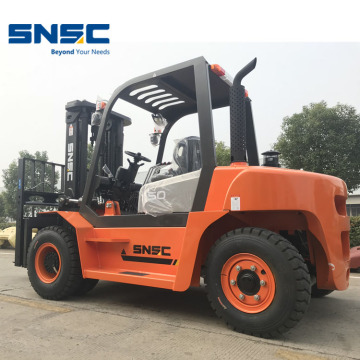 New Diesel Powered Forklift FD50