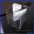 2016 Factory Custom Acrylic Makeup Box with Drawers