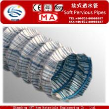 300 mm großer Durchmesser Flexbile durchlässiger Schlauch