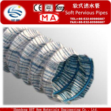 300 Mm Large Diameter Flexbile Permeable Hose
